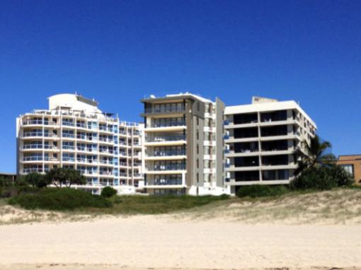 Temple Beach Apartments